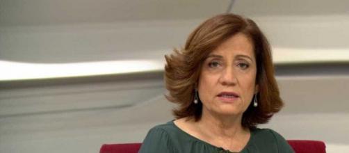 Míriam Leitão é criticada por Jair Bolsonaro em encontro com jornalistas. (Arquivo Blasting News)