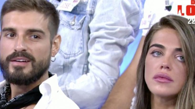 La relación de Fabio y Violeta, a punto de romperse por supuesta infidelidad
