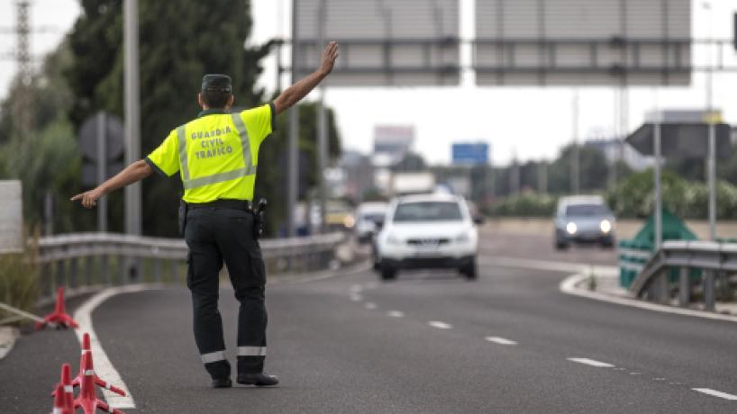 Guardia Civil y Policía grabarán a los conductores que podrían estar drogados
