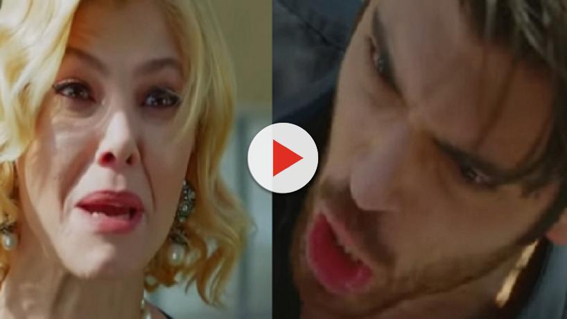 Bitter Sweet, anticipazioni 29 luglio - 2 agosto: l'Aslan difende Demet dall'irascibilità del marito