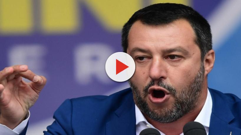 Bibbiano, arriva Salvini: 'Questi crimini non devono restare impuniti'