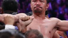 Manny Pacquiao ancora immortale e super campione WBA, Thurman si arrende ai punti