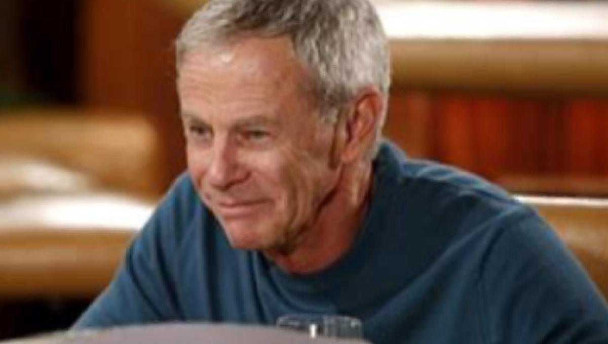 Tristan Rogers And Robert Scorpio Are Back On Gh For Good