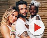 Giovanna Ewbank e Bruno Gagliasso são pais adotivos de Titi. (Arquivo Blasting News)