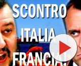 Scontro tra Italia e Francia sui migranti