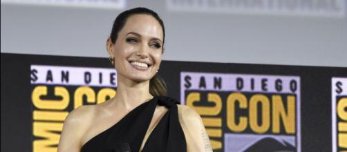 Angelina Jolie sarà nei panni di Thena in Eternals