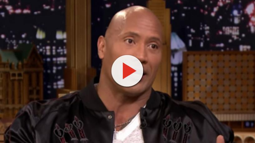 Dwayne 'The Rock' Johnson admits having anxiety from Tom Brady's cliff jump video