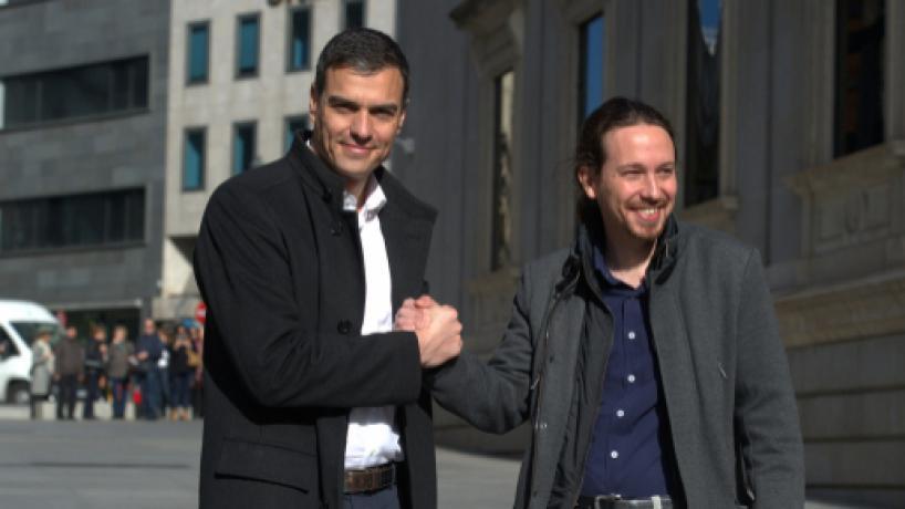 El pacto entre PSOE y Unidas Podemos depende de los Ministerios que serán entregados