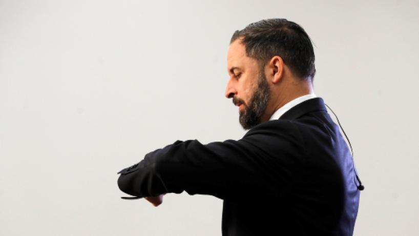 VOX solicita a la Junta de Andalucía que niegue la existencia de la brecha salarial