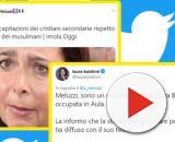 Laura Boldrini querela Meluzzi