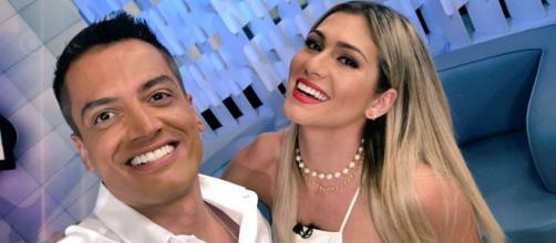Leo Dias e Lívia Andrade não são mais amigos. (Arquivo Blasting News)