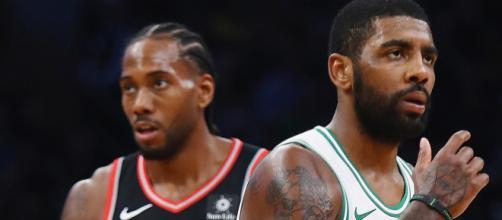 NBA free agency: Kawhi Leonard also recruited Kyrie Irving - nypost.com