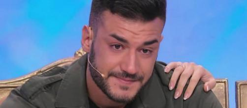 Uomini e Donne, Lorenzo Riccardi ha perso la nonna: 'Guardami da lassù'.