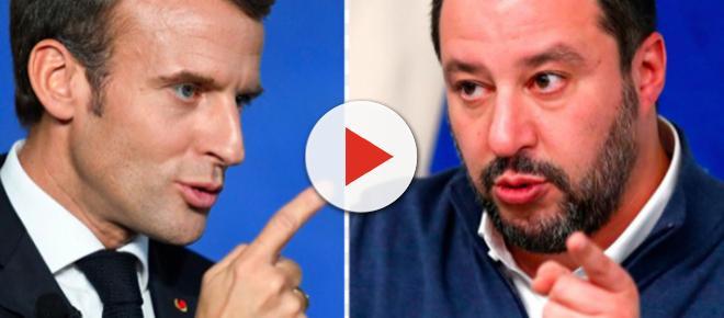 Migranti, Macron provoca Salvini: 'Gli sbarchi devono avvenire nel porto più vicino'
