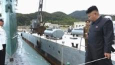 North Korea readying its submarine with possible capabilities of launching missiles
