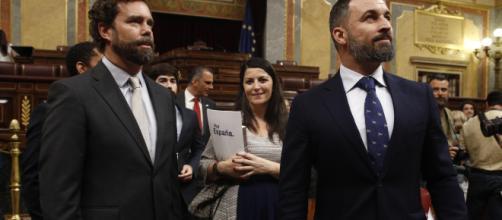 El discurso de Santiago Abascal que ha levantado las redes sociales en su contra