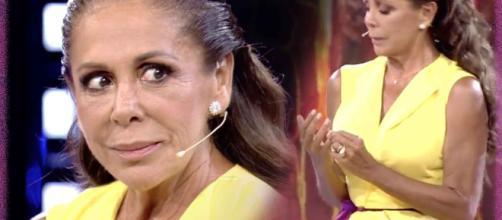 Isabel Pantoja se pronuncia sobre el momento del sexo lésbico en Cantora