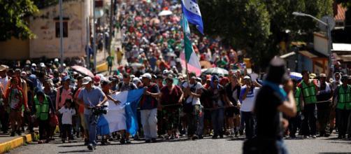 Migrantes centroamericanos en México. - telesurtv.net