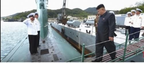N.Korea Submarines: What Can They Do in a Battle? [Image source/U S Military Today YouTube video]