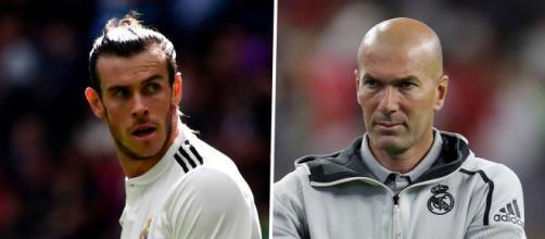 Real Madrid : Zinedine Zidane recadre l'entourage de Gareth Bale
