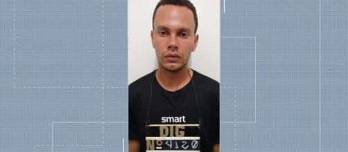 Acusado confessou o crime. (Reprodução/TV Globo)