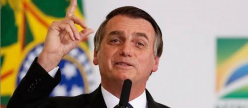 Bolsonaro aceitou desafio feito por Duvivier. (Arquivo Blasting News)