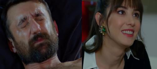 Dolunay, trama 35° episodio: Hakan ferito a causa di Demet, Nazli apre il ristorante