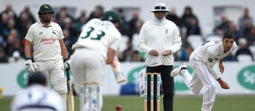 England vs Ireland, Test match at Lord's: (Image via ICC/Twitter)