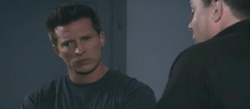 'General Hospital' rumors, Steve Burton could have a double role (screenscrap by GH channel Youtube)