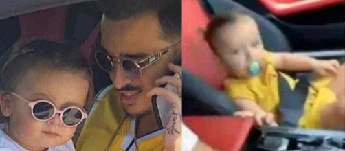Laurent Correai, le mari de Jazz, choque les internautes avec une vidéo de Chelsea dans sa voiture.