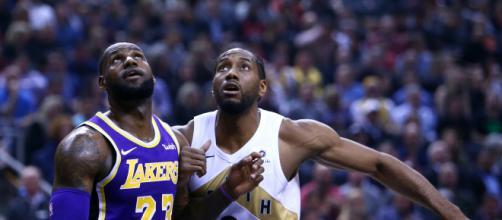 LeBron James et Kawhi Leonard : un duel de feu