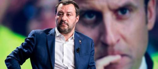 Migranti, Matteo Salvini contro Macron: 'Marsiglia, la Corsica, ora apri i tuoi porti'