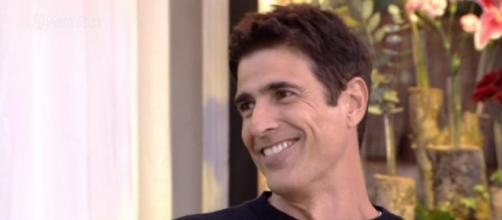 Reynaldo Gianecchini afirma ter pânico de casamento. (Reprodução/TV Globo)