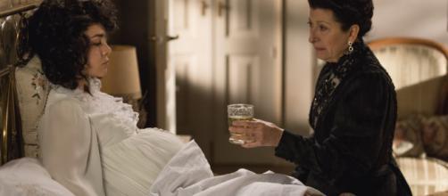 Una vita, spoiler al 3 agosto: Ursula sequestrata da Blanca nella tomba degli Alday