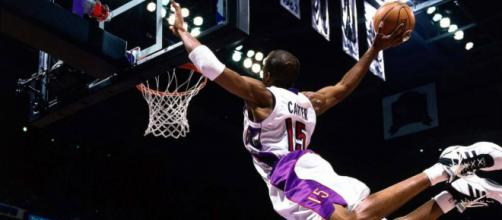 Vince Carter played his first six-and-half seasons with the Raptors – image credit: Heath/Flickr Photos
