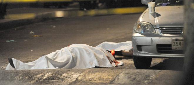 La tasa de homicidios en México está aumentando respecto al año pasado