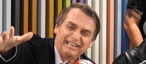 Bolsonaro disse que não se preocupa com invasão dos criminosos. (Arquivo Blasting News)