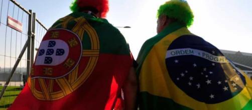 Brasileiros em Portugal não pensam em voltar - com.br
