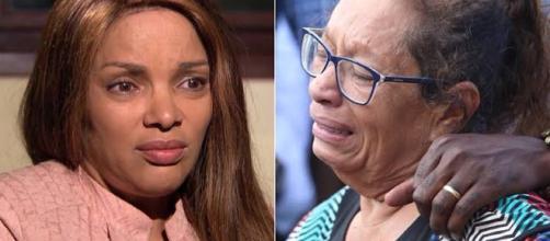 Flordelis e a sogra não teriam mais contato. (Reprodução/ TV Globo)