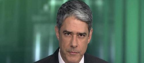 Globo convocará William Bonner para discutir mudanças de contrato. (Reprodução/Rede Globo)