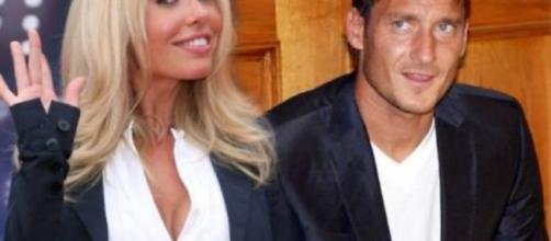 Ilary Blasi e Francesco Totti pronti per la sitcom Casa Totti