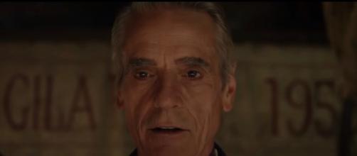 Jeremy Irons está na série 'Watchmen', da HBO. (Arquivo Blasting News)