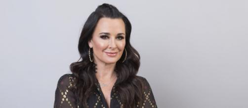 Kyle Richards talks about Lisa Vanderpump's replacement . [image Source: Lisa Vanderpump/Twitter]