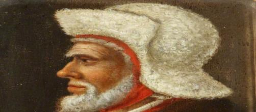 Pope JuliusII [Image Source: Wikipedia Commons Raffaello Santi]