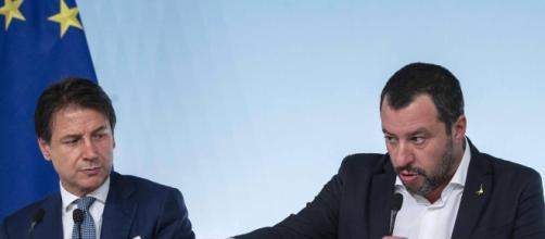 Salvini: 'Parole di Conte mi interessano meno di zero' - ItaliaOggi.it - italiaoggi.it
