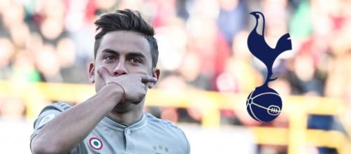 Transfer news and rumours LIVE: Tottenham make approach for Dybala ...(Image via TottenhamFC/Youtube)