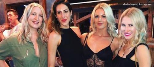 Vanderpump Rules new cast member Dayna Kathan celebrated her birthday and the best gift came from Actor Brett Kenyon