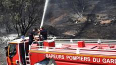 Incendies dans le Gard : les principaux foyers fixés, deux suspects relâchés