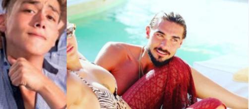 Aqababe dévoile une photo de Julien Guirado avec sa copine: les internautes sont choqués