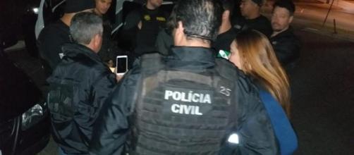 As prisões foram realizadas nesta quinta-feira (25). (Divulgação/Polícia Civil)